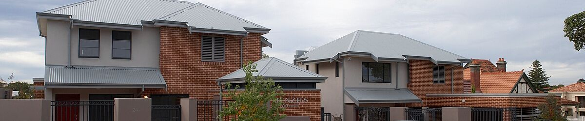 Menzies Townhouses
