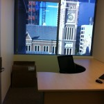 ICRG Office Fitout. Second Office after completion.