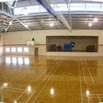 JSR Gymnasium - completed works 1