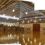 JSR Gymnasium - Completed works 2